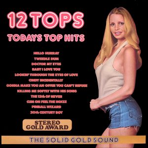 12 Tops - Today's Top Hits Vol. 9