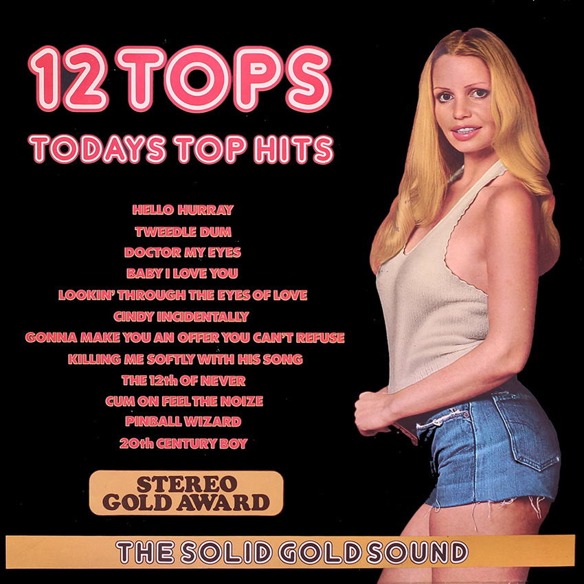 12 Tops - Today's Top Hits Vol. 9