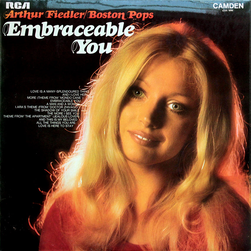 Arthur Fiedler/Boston Pops – Embraceable You