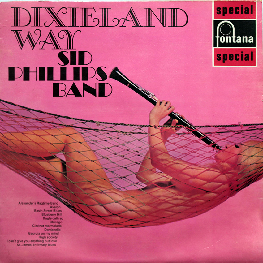 Sid Phillips and his Band – Dixieland Way