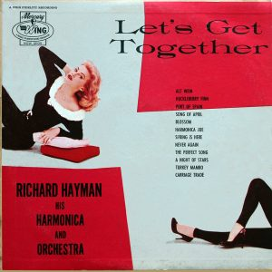 Richard Hayman and His Orchestra - Let's Get Together