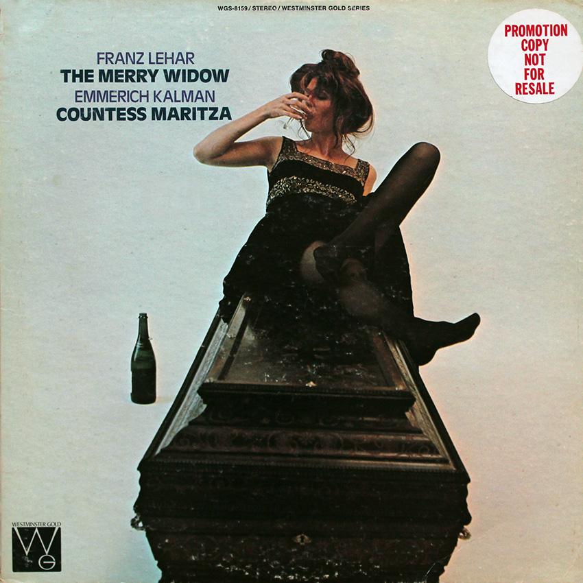 Vienna State Opera Orchestra - The Merry Widow