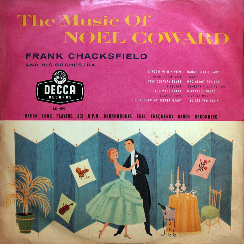 Frank Chacksfield - The Music of Noël Coward