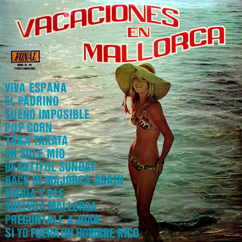 Vacaciones en Mallorca - Various Artists - Holidays in Majorca
