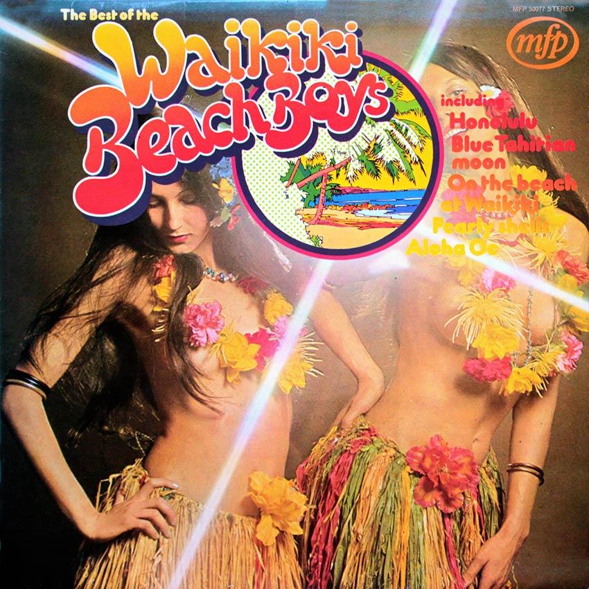 The Best of the Waikiki Beach Boys