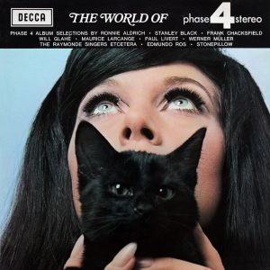 World of Phase4 Stereo - attractive record covers from Cover Heaven