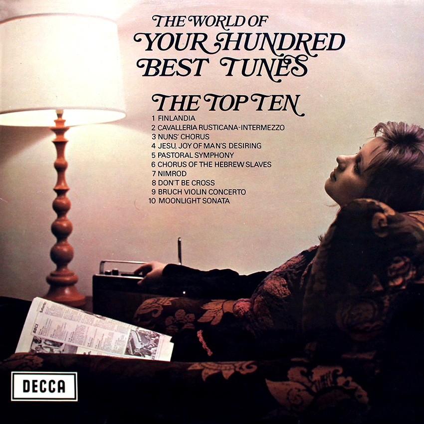 """The World of """"Your Hundred Best Tunes"""" - The Top Ten"""