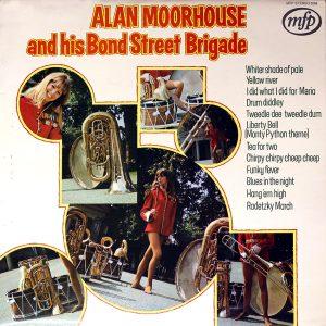 Alan Moorhouse and his Bond Street Brigade