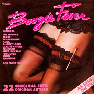 Boogie Fever on Ronco Records
