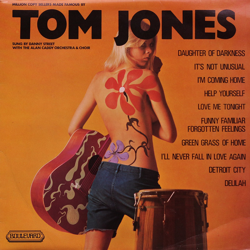 Danny Street - Million Copy Sellers Made Famous By Tom Jones
