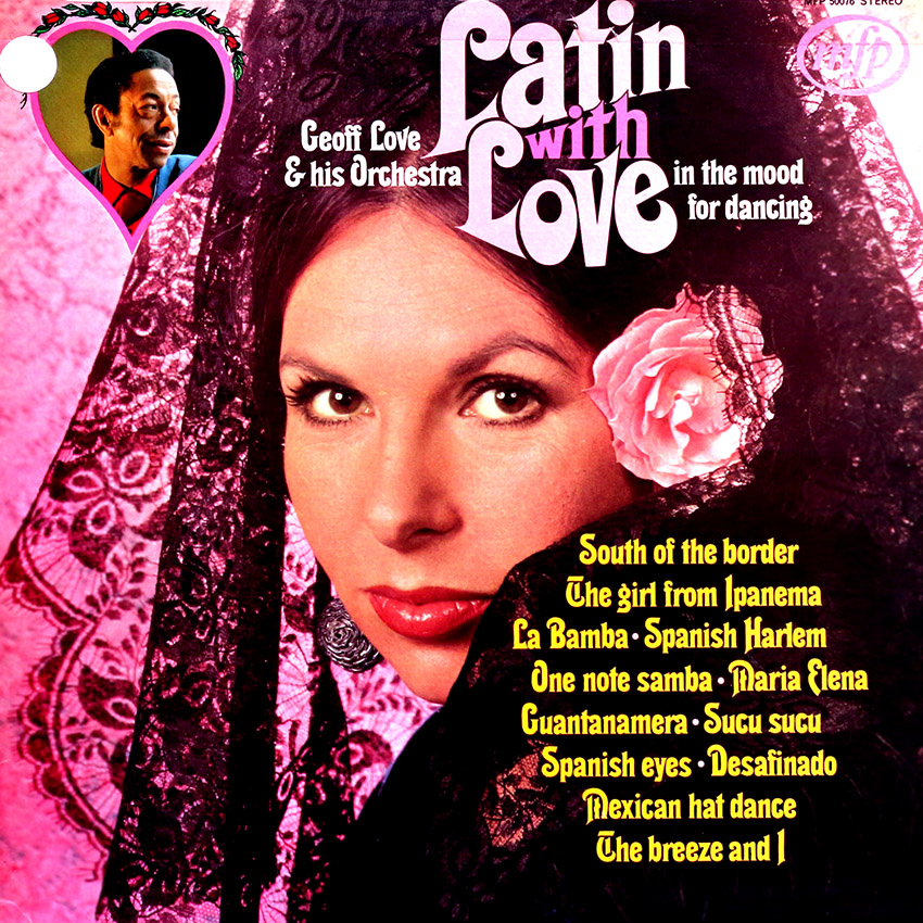 Geoff Love – Latin With Love