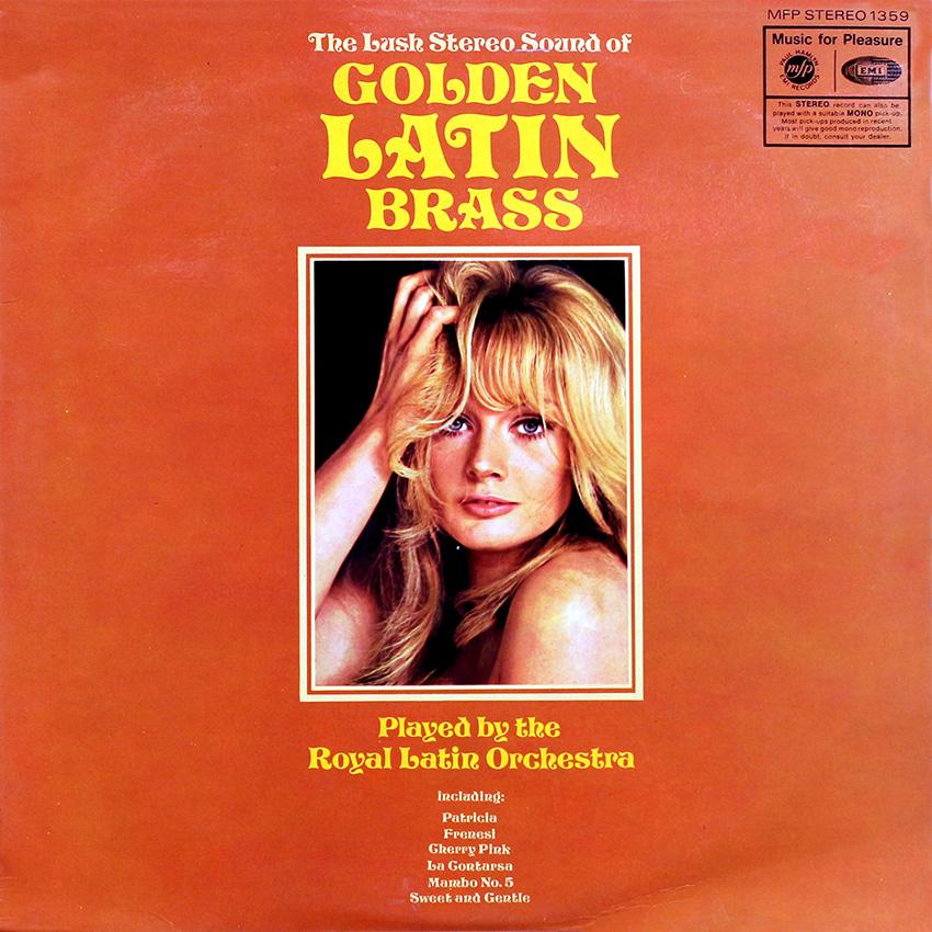 Royal Latin Orchestra - Golden Latin Brass