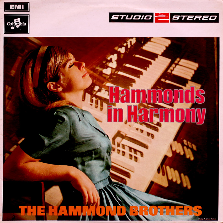 The Hammond Brothers – Hammonds In Harmony