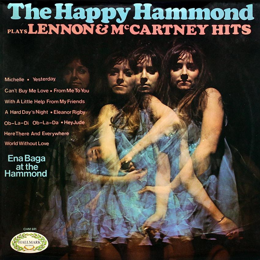 Ena Baga Plays The Happy Hammond: Plays Lennon and McCartney Hits
