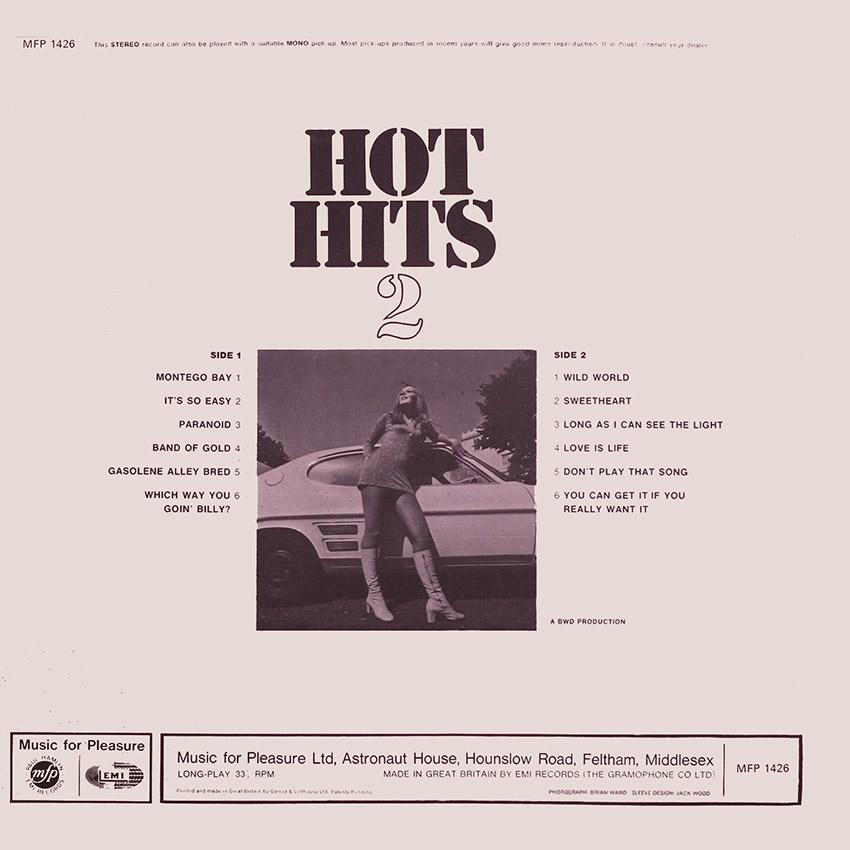 Hot Hits Vol. 2