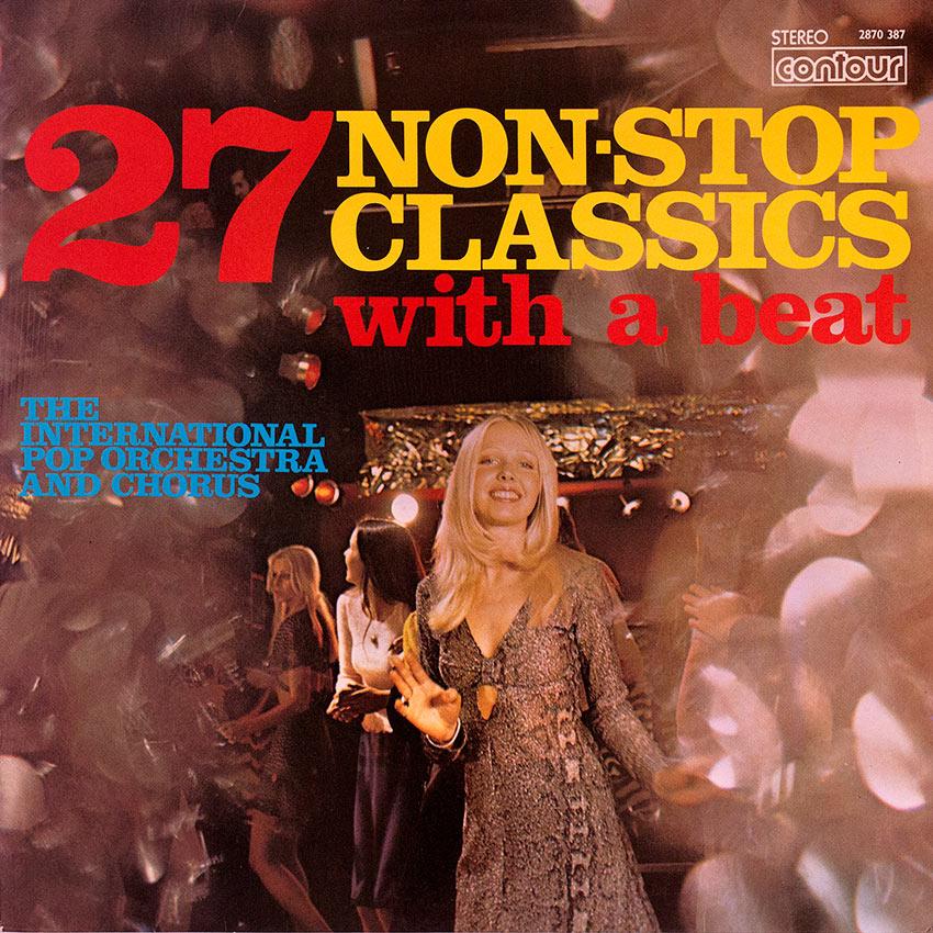International Pop Orchestra - 27 Non-Stop Classics