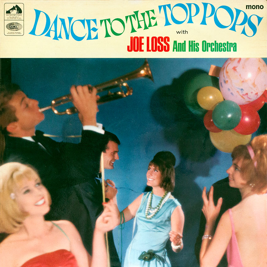 Joe Loss and His Orchestra- Dance to the Top Pops