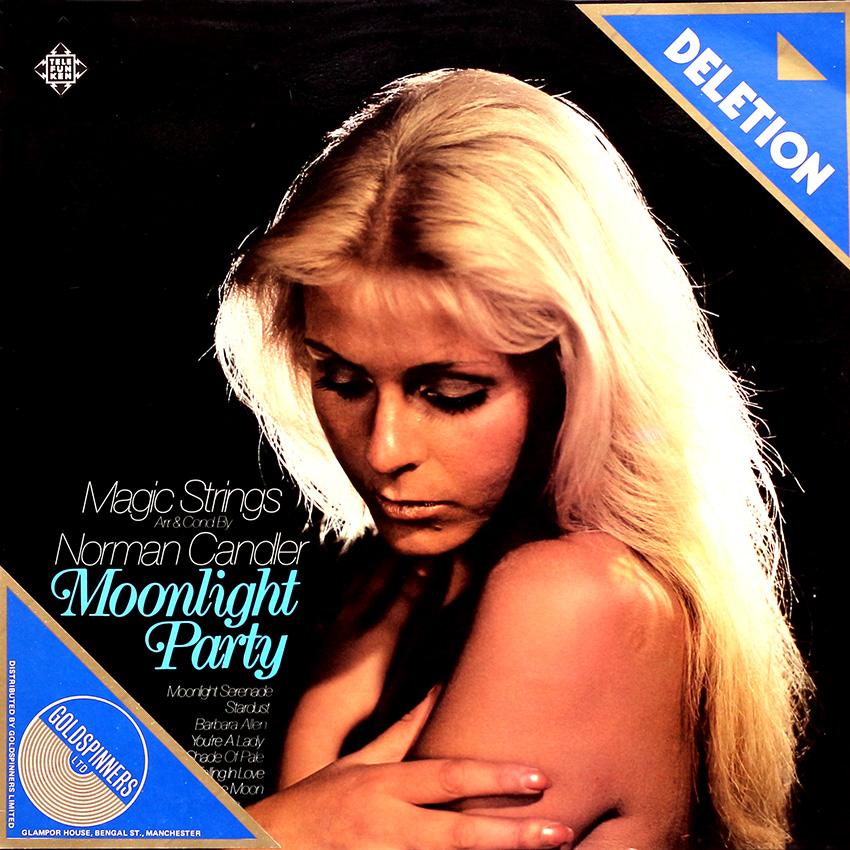 Magic Strings - Moonlight Party
