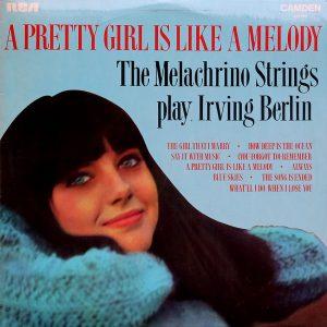 Melachrino Strings - A Pretty Girl is Like a Melody