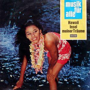 Kanako Hilo and his Hawaiian Orchestra - Hawaii Insel Meiner