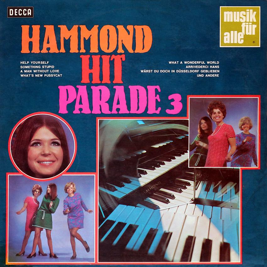 Nils Tibor - Hammond Hit Parade 3