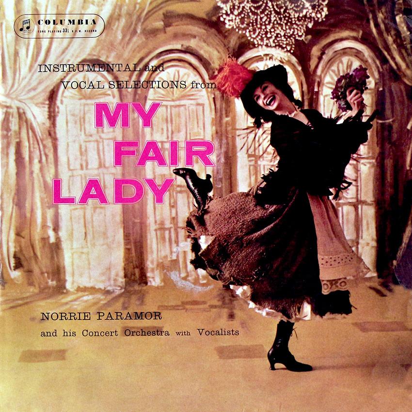 Norrie Paramor - My Fair Lady