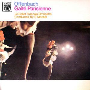 Offenbach Gaite - Le Ballet Francais Orchestra