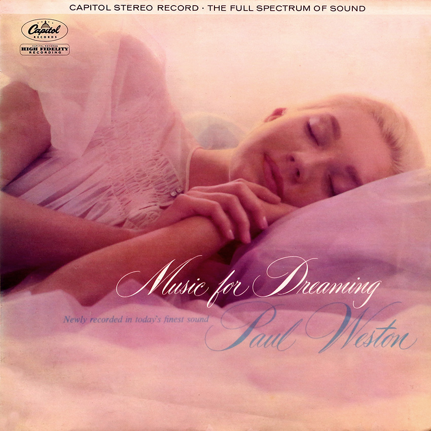 Paul Weston - Music for Dreaming