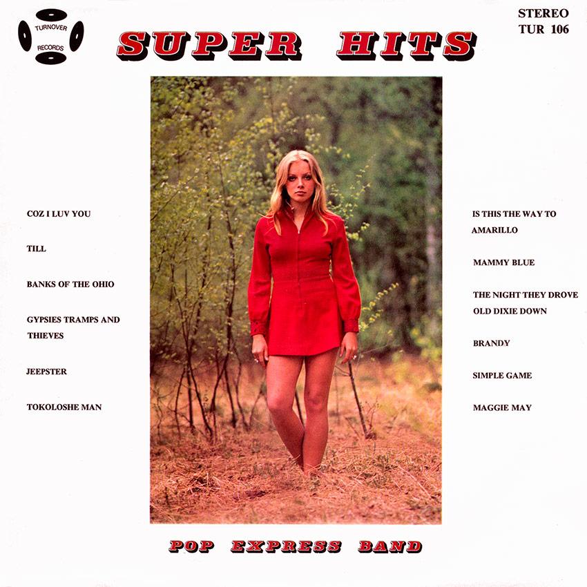 Pop Express Band - Super Hits