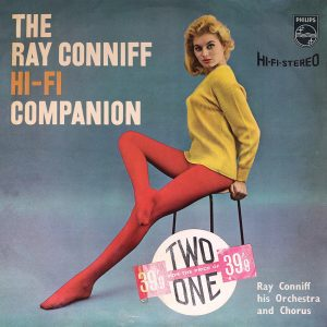 The Ray Conniff HiFi Companion