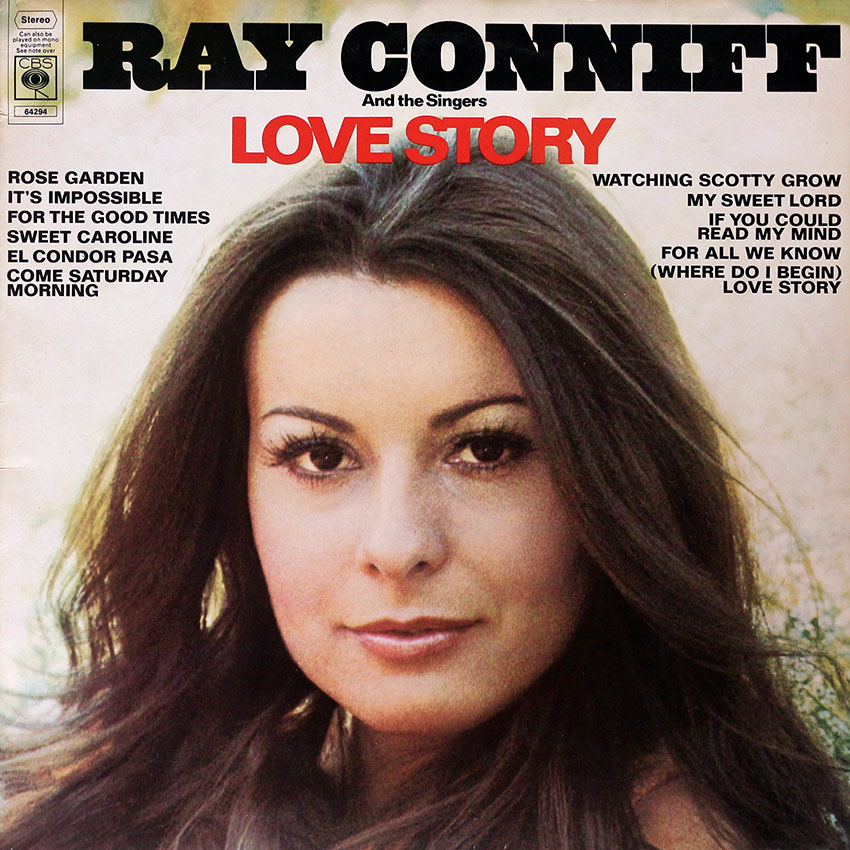 Ray Conniff - Love Story