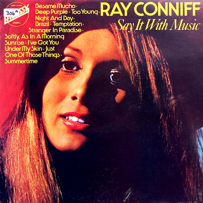Ray Conniff - Say It With Music