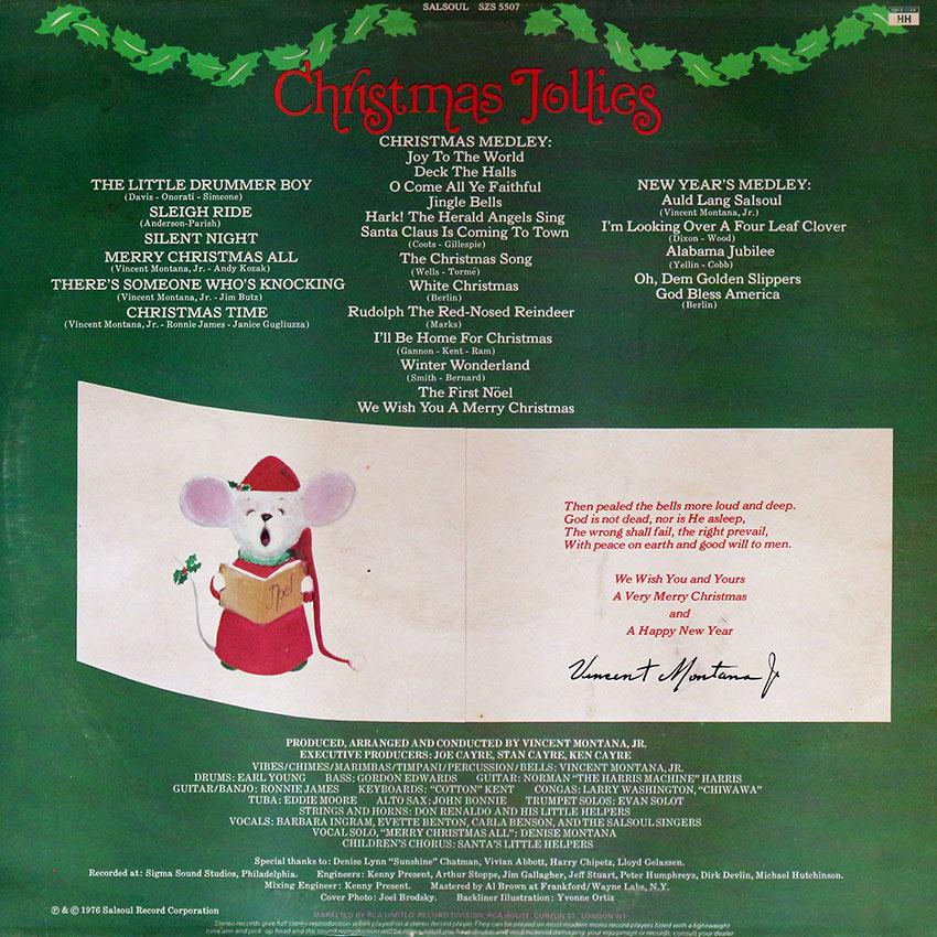 Salsoul Orchestra - Christmas Jollies