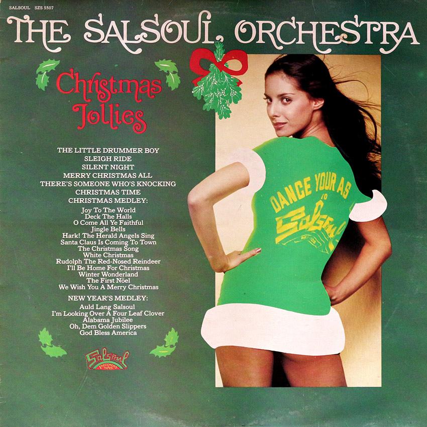 Salsoul Orchestra – Christmas Jollies