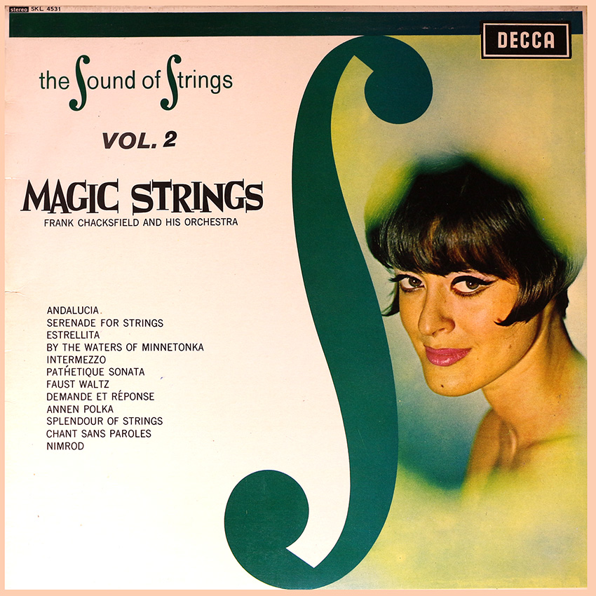 Frank Chacksfield and his Orchestra - Magic Strings