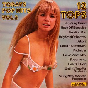 Today's Pop Hits 12 Tops Vol. 2