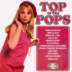 Top of the Pops Vol. 4 Hallmark Records