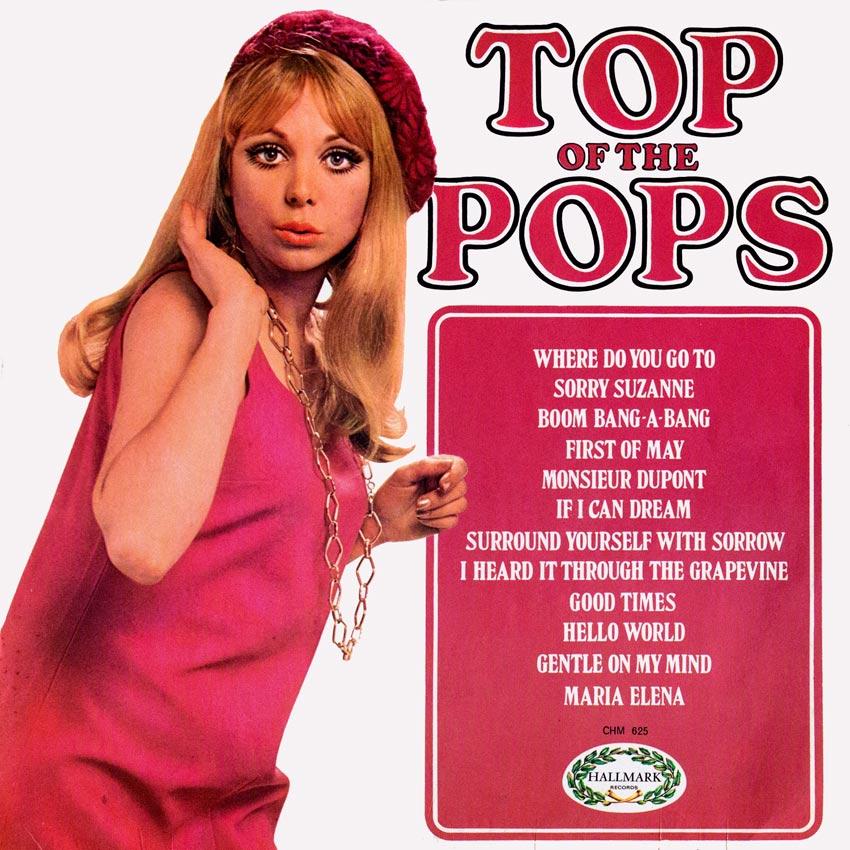 Top of the Pops Vol. 4 Hallmark Records