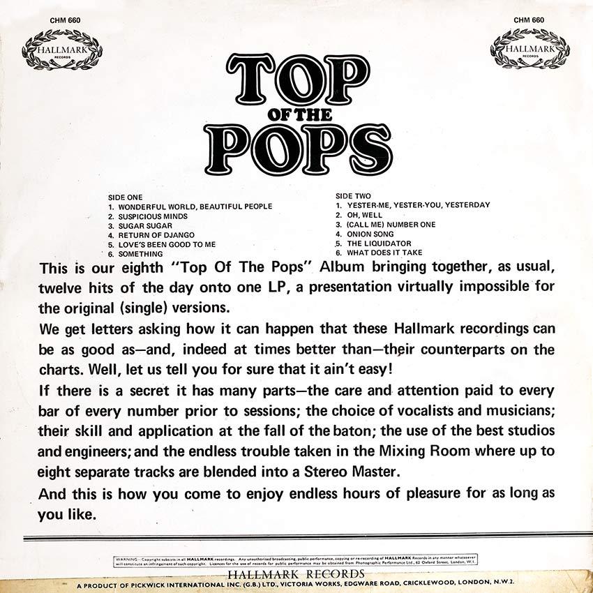 Top of the Pops Vol. 8