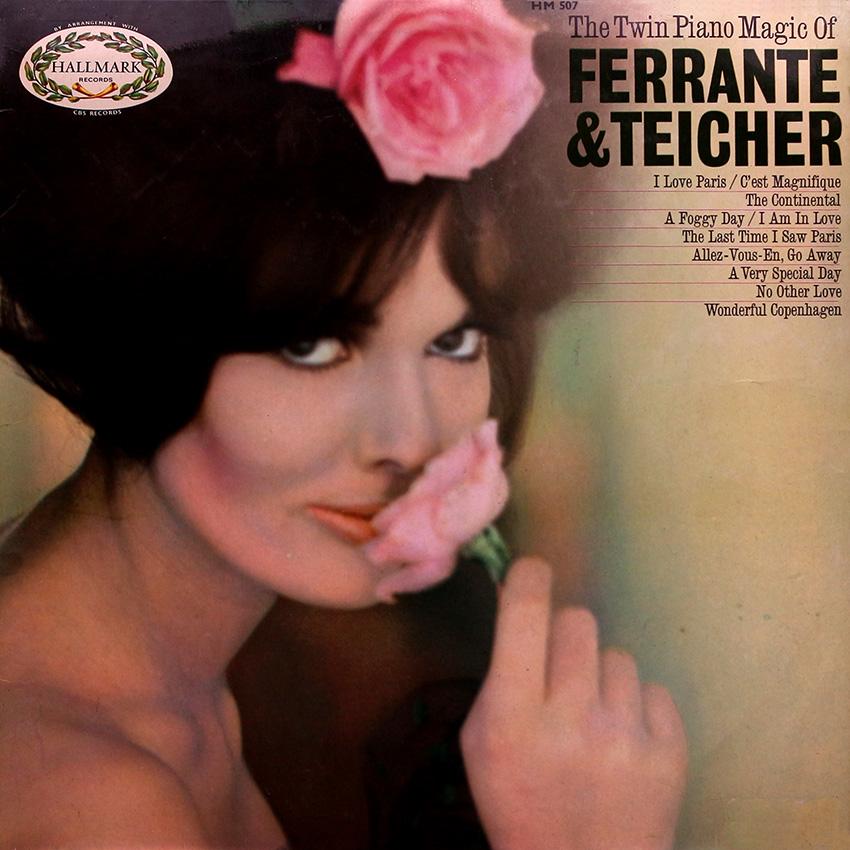 Ferrante & Teicher - The Twin Piano Magic of