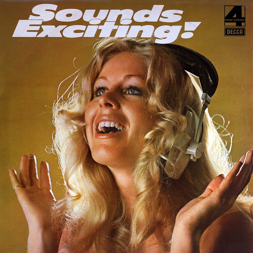 Sounds Exciting! - Various Artists