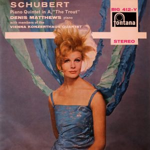 Vienna Konzerthaus Quartet - Schubert Quintet in A Major