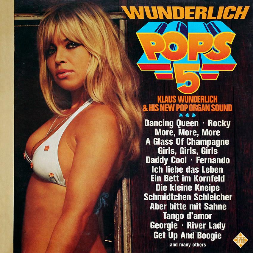 Klaus Wunderlich and his New Pop Organ Sound – Pops 5