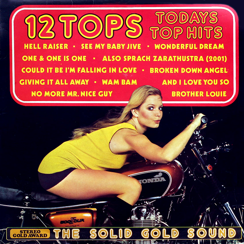 12 Tops Today's Top Hits