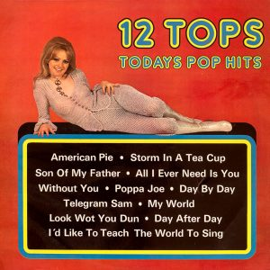 12 Tops – Today's Pop Hits Vol. 01