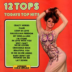 12 Tops – Today's Top Hits Vol. 10