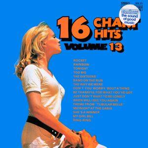 16 Chart Hits Vol. 13