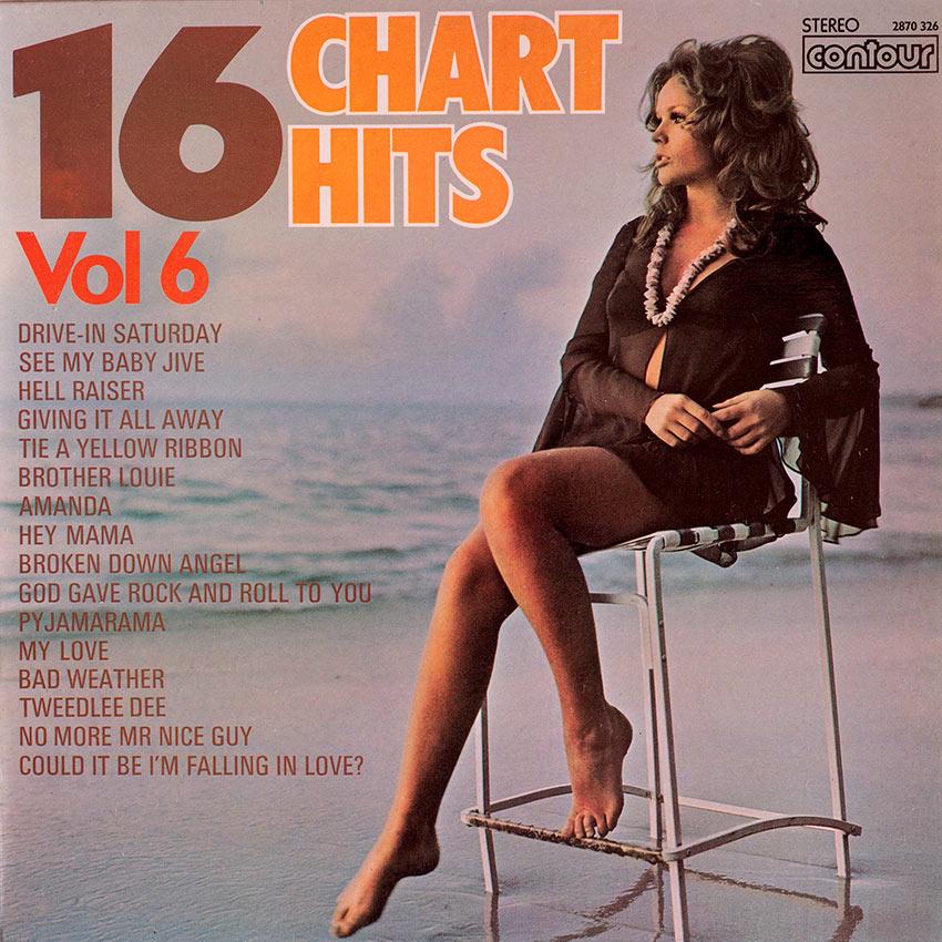 16 Chart Hits Vol. 06