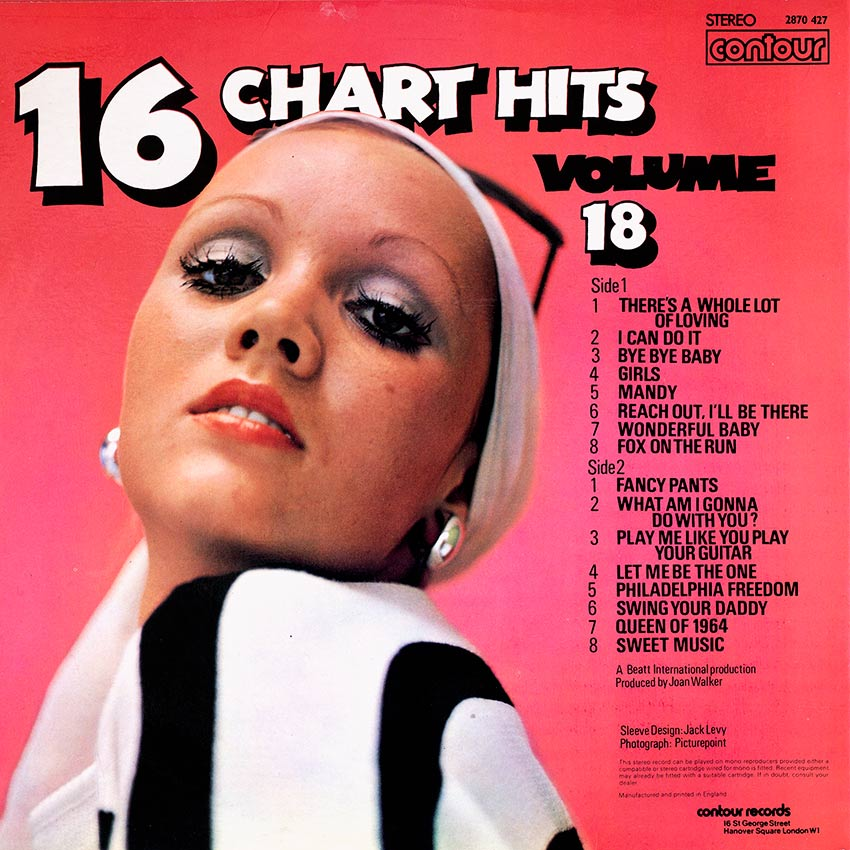 16 Chart Hits Vol. 18