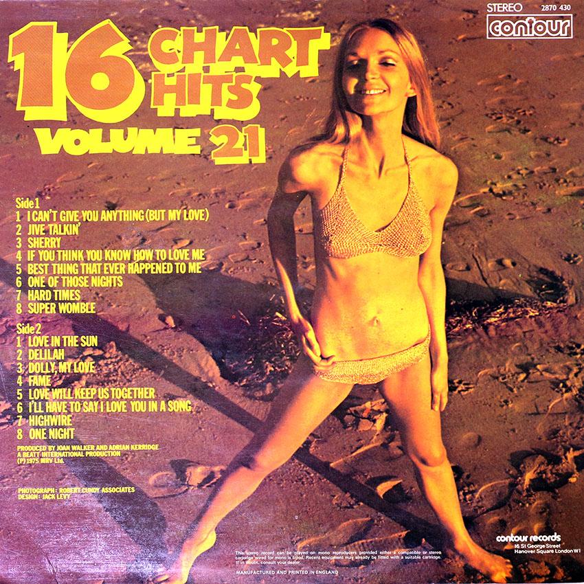 16 Chart Hits Vol. 02